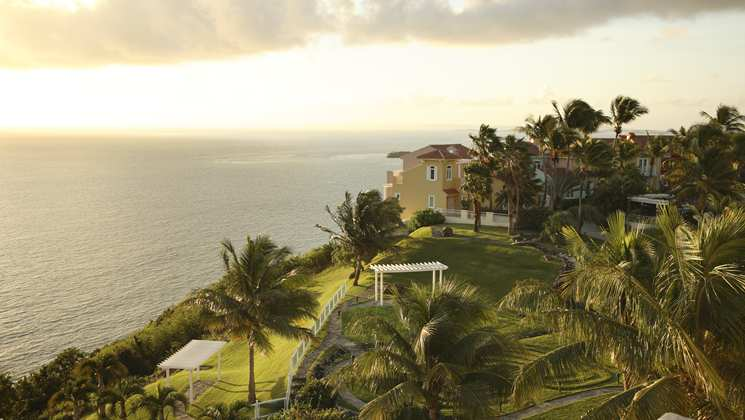 Las Casitas Resort in Fajardo, Puerto Rico.