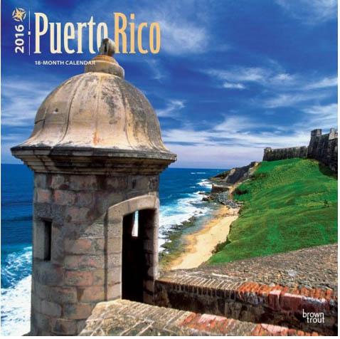 Puerto Rico Calendar 2015