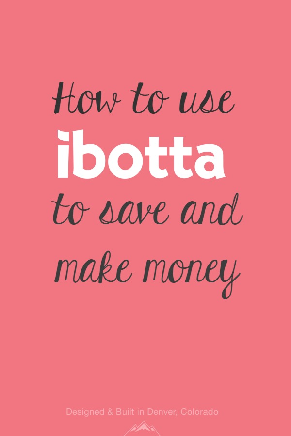 ibotta review | how to use ibotta | how to save money on groceries with your phone