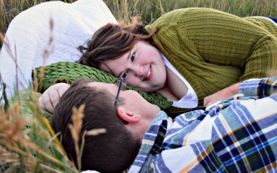 Fall Couple's Photo Shoot | Mountain Photo Shoot | Family Photos for Two