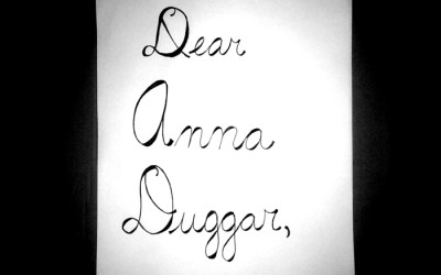 Dear Anna Duggar