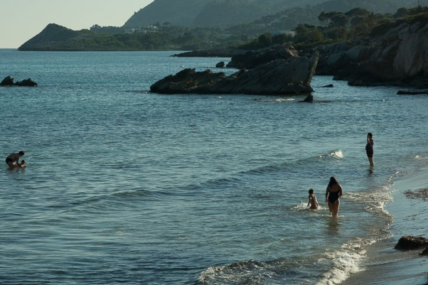 Bathers in Med