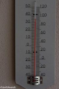 High Mallorcan temperatures