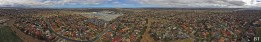 Mega Panorama of Pacific Werribee and its Hoppers Crossing Surrounds