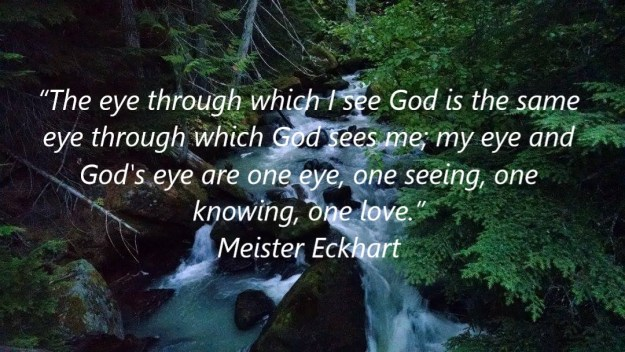 Meister Eckhart Quote