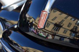 Fiat, Gran Balon antiques market, Turin