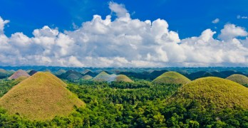 Yummy Chocolate Hills