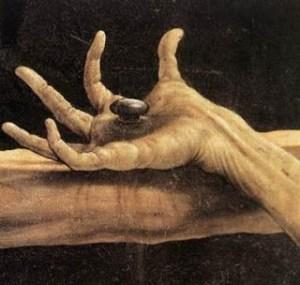 383_handCrucifixionGrunewaldC1515CROP