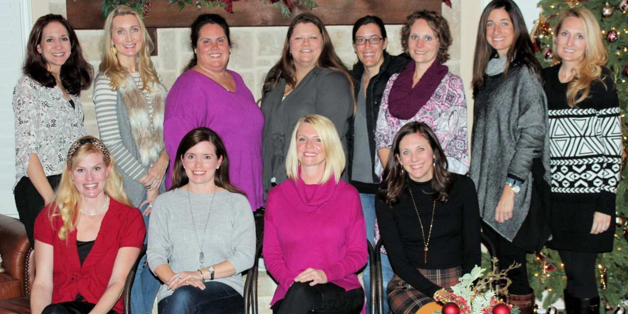 A Great Group of Women!