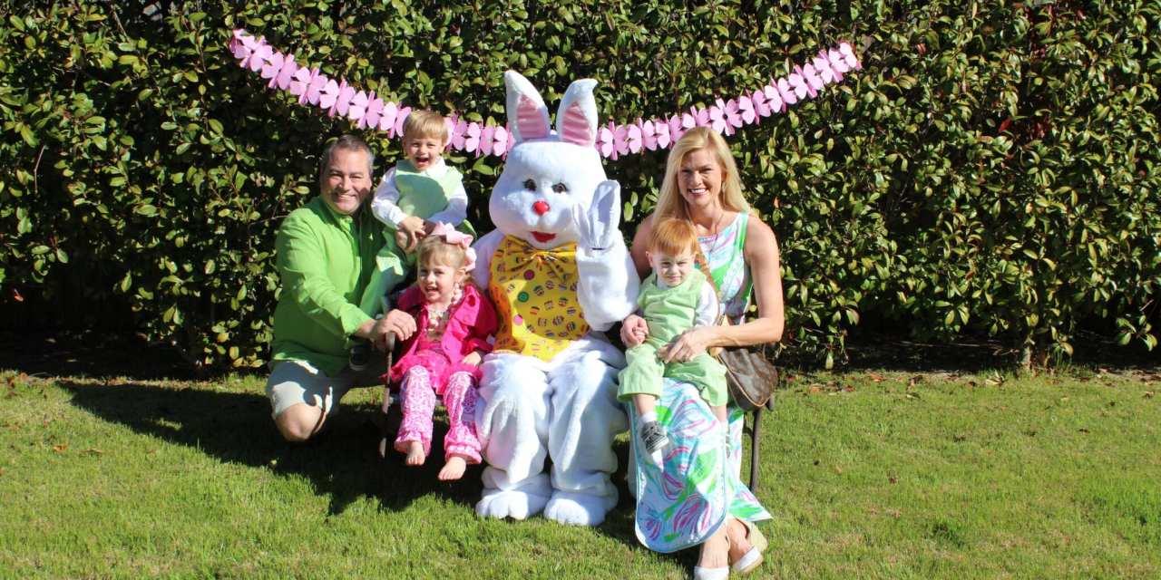 Moms of Multiples Club- Easter Egg Hunt