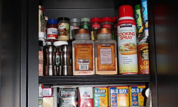 Organization: The Spice Cabinet (My Nemesis)