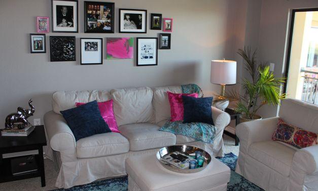 Lauren's Modern Boho Apartment