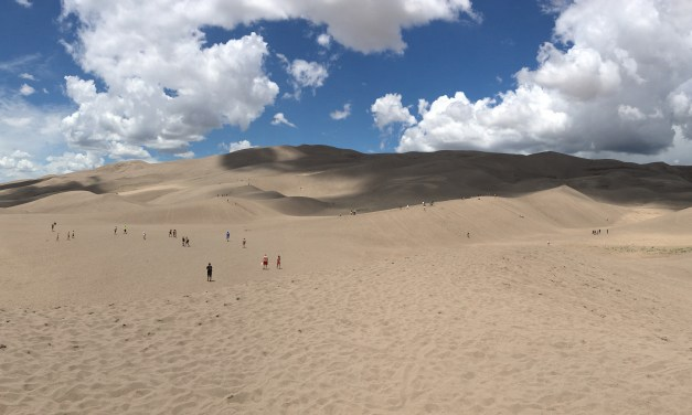 Our Trip to Colorado: Part 3 The Great Sand Dunes