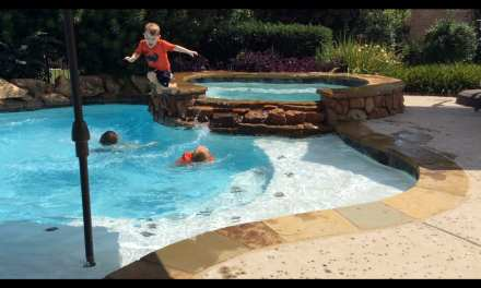 Swimming Lessons that Save Lives