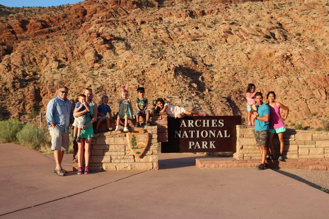 The Arches National Park (2)