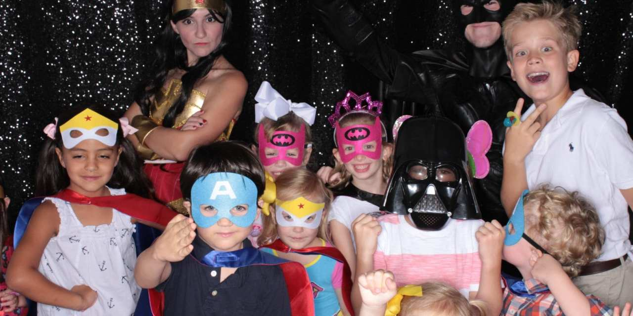 Super Hero Party!!!