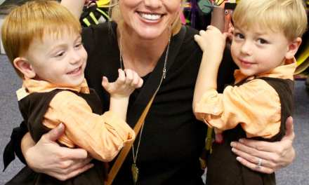 Thanksgiving at Preschool