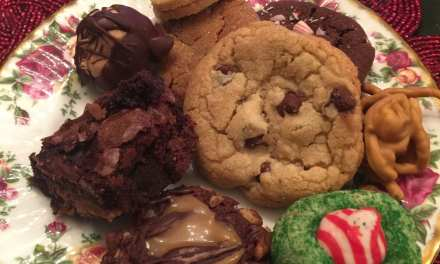 Cookie Party and Haystack Cookies