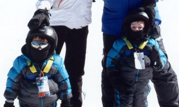 The Joy of Skiing as a Family