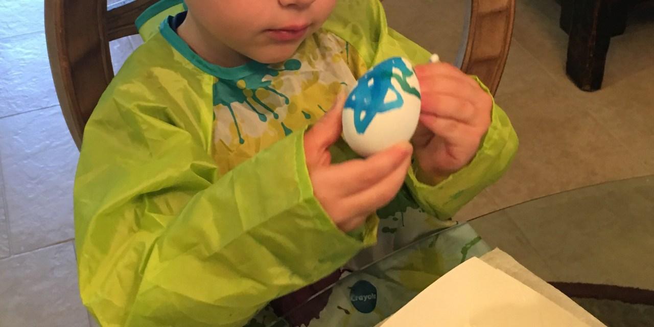 Easter Egg Decorating Reinvented