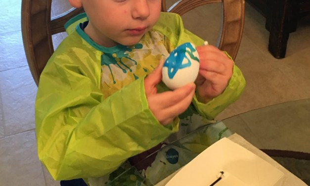 Easter Egg Decorating Reinvented