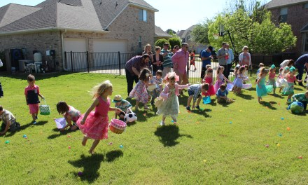 How to Host an Easter Egg Hunt