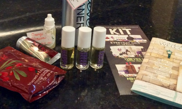 Essential Oils- Giveaway for the Week of April 10th, 2017