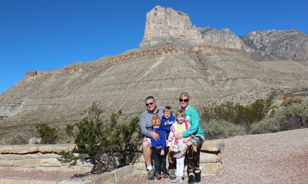Guadalupe Mountains National Park- See it When You Visit Carlsbad Caverns National Park