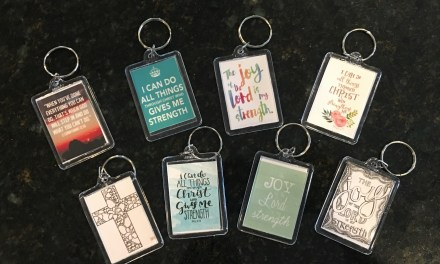 An Easy and Cute Craft Project for All Ages: Key Chains and Zipper Charms