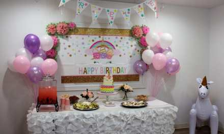 Unicorn Birthday Party: How to do Your Own