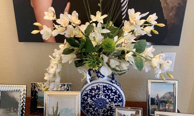 The Joy of Floral Arranging