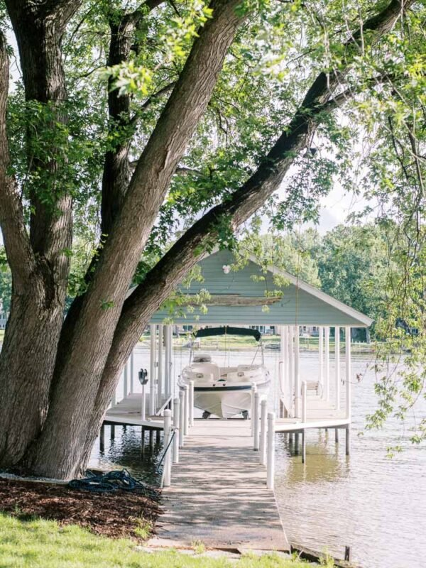 Boat House built by Handy Husband