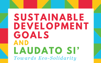 Sustainable Development Goals at Laudato Si': Tungò sa Ekolohikal na Pagkakaisa