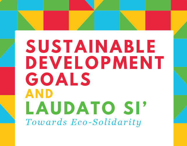 Official Launch of Sustainable Development Goals and Laudato Si' Handbook