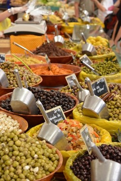 food, olives