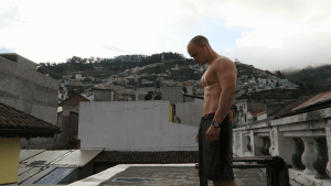 Build Mass With Bodyweight Training