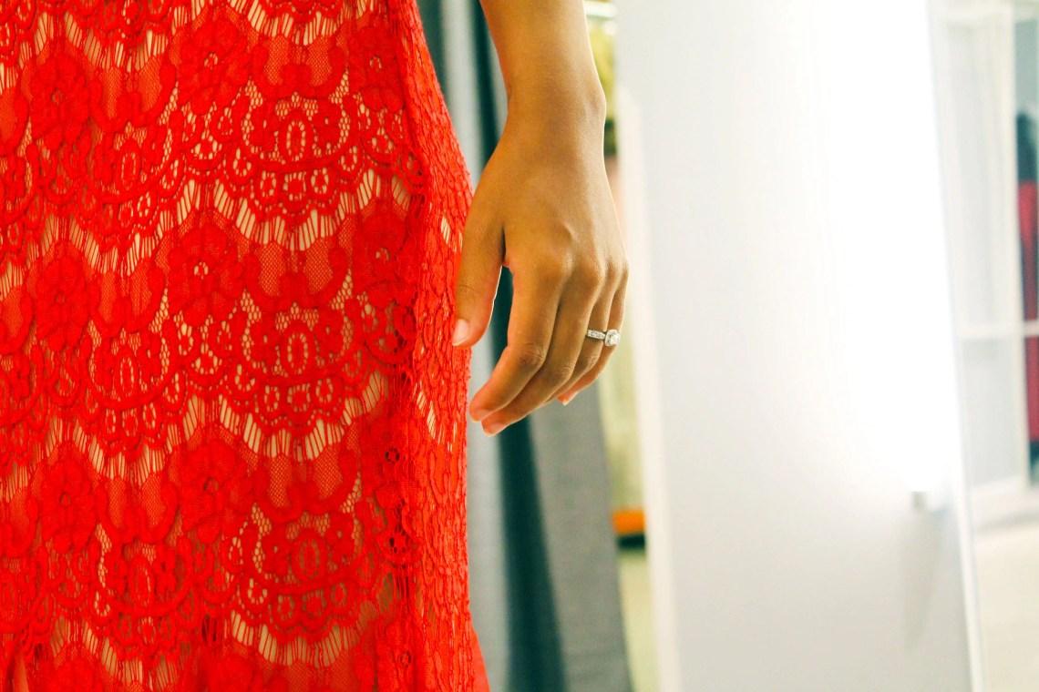 david's bridal special occasion dress