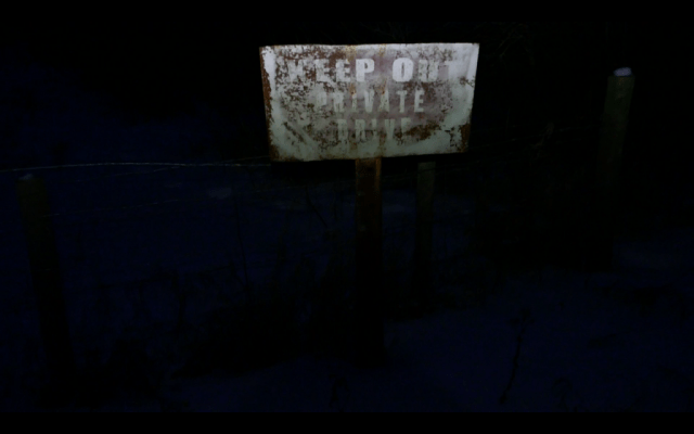 no-tresspassing