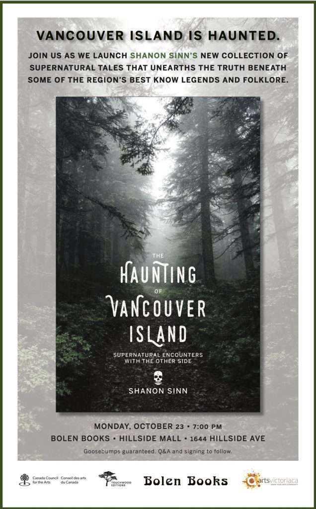 Haunted Locations of Victoria, Vancouver Island - Living
