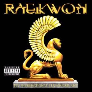 Raekwon - Fly International Luxurious Art