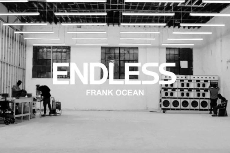 Frank Ocean - Endless