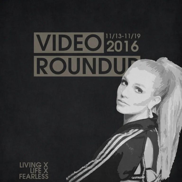 Video Roundup 11/13/16