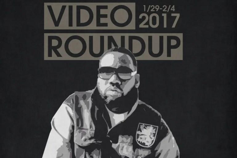 Video Roundup 1/29/17