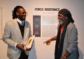 Floyd Tunson and Dáreece Walker - Force/Resistance
