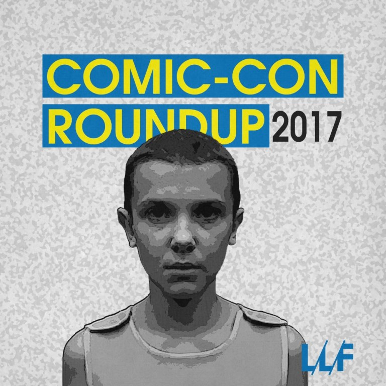 San Diego Comic-Con Roundup 2017