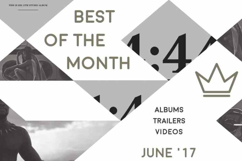 Best of the Month: June 2017