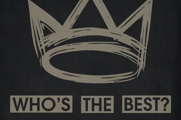 Who's the best?: July 2017