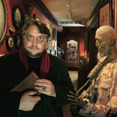"""Monsters and """"Monsters"""" in films of Guillermo del Toro 