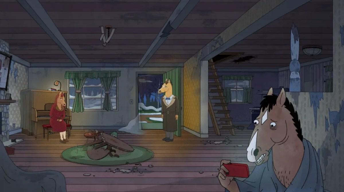 BoJack Horseman Season 4 Proves to Be Netflix's Most Artistic Original Yet   LIVING LIFE FEARLESS