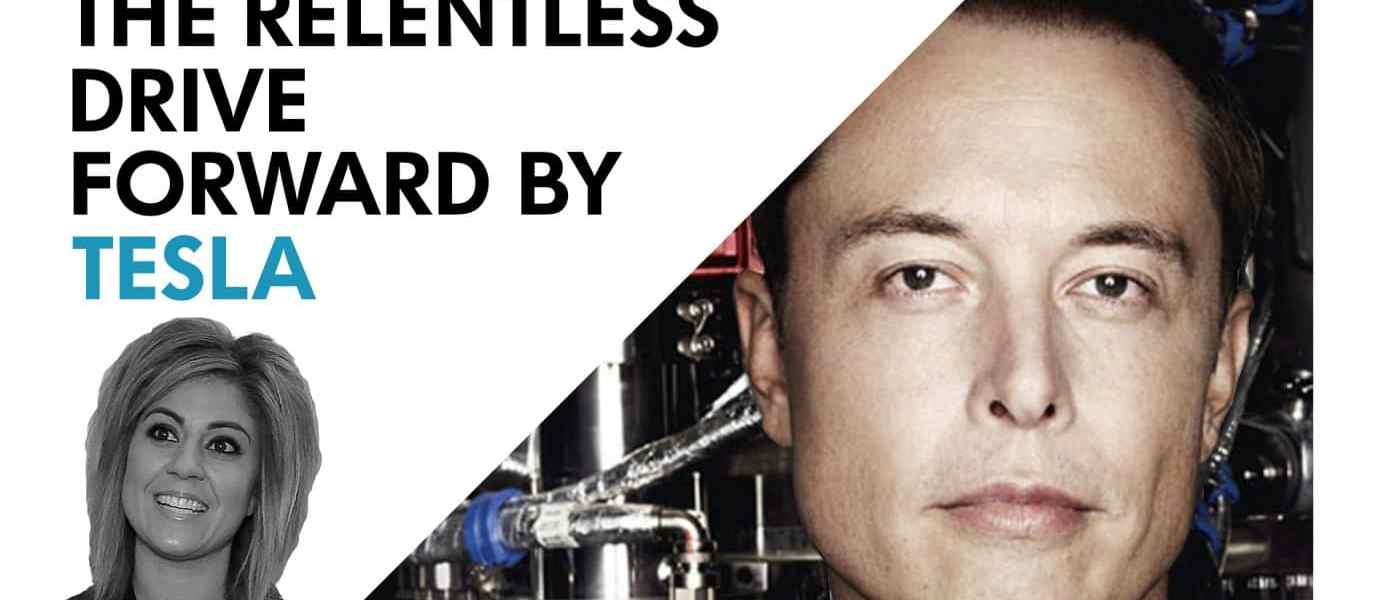 The Relentless Drive Forward by Tesla | IMPACT